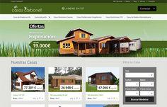 Diseño y Desarrollo Web de Casas de Madera Carbonell