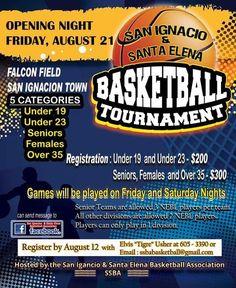 SSBA Basketball Tournament
