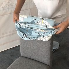 Chair covers for chairs Transforming Your Old Dining Room Set! Protect new chairs or refurbish your old ones with our Chair Cover Stretch Chair Covers, Spandex Chair Covers, Dining Room Chair Covers, Couch Covers, Blue Jean Chef, Diy Home Cleaning, Home Design Diy, Cool Gadgets To Buy, Dining Room Inspiration