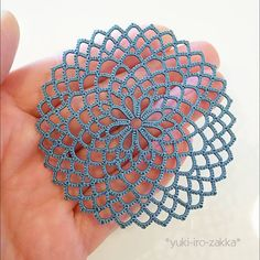 Best 12 Crochet motifs – Unique Crochet Motifs Designs for Fabrics Crochet motifs crochet doily chart – if you join the motifs it would make a ovoeixu – SkillOfKing. Crochet Doily Patterns, Crochet Doilies, Crochet Flowers, Crochet Lace, Crochet Stitches, Knitting Patterns, Web Patterns, Shuttle Tatting Patterns, Needle Tatting Patterns