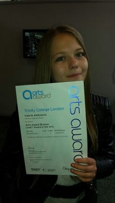 PAYP participants get their Arts Awards Certificate. Well done to them!!!!
