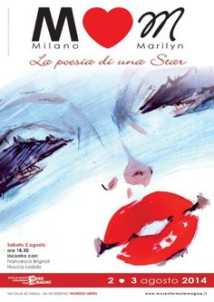 Milano Marylin, una mostra per ricordare Marylin Monroe al Fermo Immagine di Milano - MagaziNet | magazinet