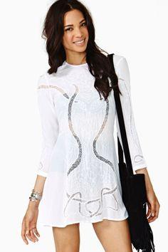 Paloma Laced Dress
