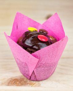 Objetivo: Cupcake Perfecto. Muffins de Lacasitos.