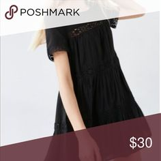 UO Black Dress UO BLACK DRESS.  Lightly worn.  Like new.  Fit true to size   I don't model. I ship every Tuesday and Thursday because of my work schedule.   Price is negotiable. Low ball offers will be ignored. Urban Outfitters Dresses