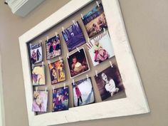 Creative Ways to Hang Pictures: Creative Ways To Hang Pictures With Photos ~ gozetta.com Architecture Inspiration