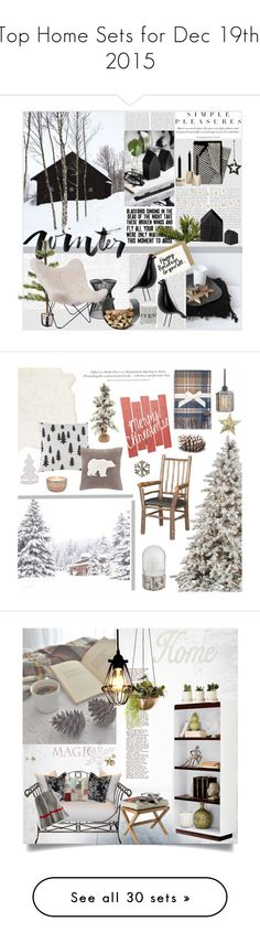 """Top Home Sets for Dec 19th, 2015"" by polyvore ❤ liked on Polyvore featuring interior, interiors, interior design, home, home decor, interior decorating, Oris, Kelly Wearstler, Bloomingville and Umbra"