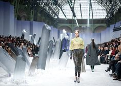 #Chanel WOMENSWEAR A/W12