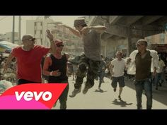 """Bailando"" - Enrique Iglesias ft. Sean Paul, Descemer Bueno and Gente De Zona.  This happy song will make you want to dance!"