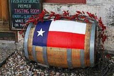 texas wine   Texas-wine-barrell