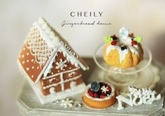 Hey, I found this really awesome Etsy listing at https://www.etsy.com/listing/211661345/dollhouse-miniature-christmas