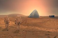 NASA asks public for help creating 3D-printed habitats for Mars