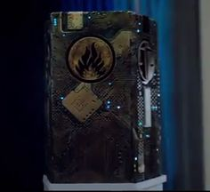 Insurgent trailer still - the box