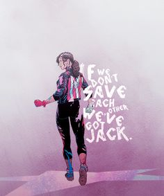 """If we don't save each other we've got jack."" -America Chavez, the Young Avengers Comic Book Characters, Marvel Characters, Marvel Movies, Comic Character, Marvel Comic Universe, Marvel Dc Comics, Marvel Cinematic Universe, Gi Joe, America Chavez"