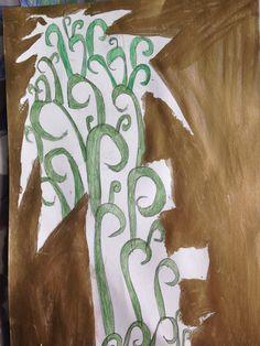 relecture de l' arbre de vie de G. klimt