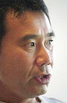 Audio Interview: Haruki Murakami