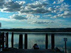 Lago Trasimeno from Passignano