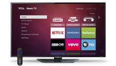 ROKU Представила Smart TV платформу для телевизоров TCL