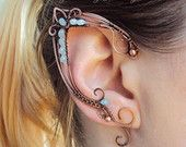 Pair of elven ear wraps Ligth the Universe