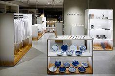 Nendo Brings Backyard Elements into Retail Space