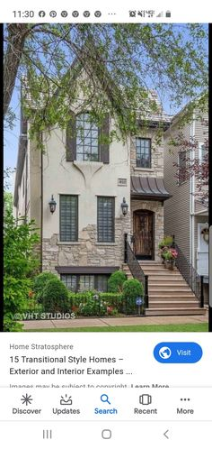 Brick, Exterior, Mansions, House Styles, Ideas, Home Decor, Decoration Home, Room Decor, Bricks
