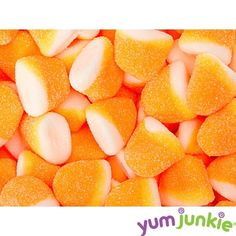 Pufflettes - Orange Gummy - Halloween Candy - Occasions | Bulk Candy Store