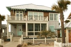 Don Duffy Architecture + Bald Head Island, NC Beach House Exterior. Looking at similar house plans but I can't tell yet if this one is on stilts, which is necessary for what we plan to build. Coastal Farmhouse, Coastal Cottage, Coastal Homes, Coastal Living, Coastal Entryway, Modern Coastal, Coastal Style, Coastal Decor, House Of Turquoise