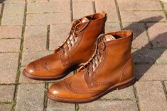 3b907b78b4459 Allen Edmonds Dalton boots Mens Fashion Shoes, Fashion Outfits, Womens  Fashion, Piece Of