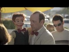 Film - A short, 'The Ventriloquist' starring Kevin Spacey [OFFICIAL]