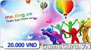 Đến với gamecard.vn bạn nạp thẻ Zing 20k bạn sẽ có 200 xu trong tài khoản Zing, dùng để chơi các game online của Vinagame hoặc nạp vào các tiện ích của VNG như nghe nhạc mp3, trò chơi giải trí Cctalk, Zing me... Nhận thanh toán qua Visa, mastercard, paypal cho các bạn đang sống ở nước ngoài.