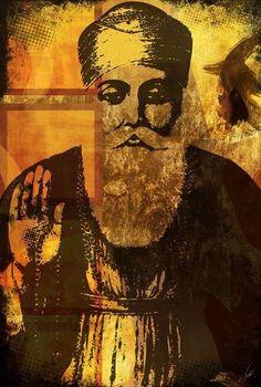 Sikhism Beliefs, Guru Nanak Teachings, Apple Wallpaper Iphone, Graphic Design Art, Custom Art, Creative Art, Religion, Canvas Art, Spirituality