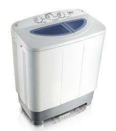 Pulsaattoripesukone, 6 kg,  mökille jossa on sähköt mutta ei vesijohtoa.