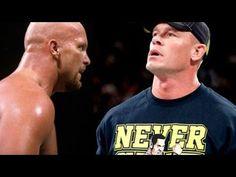 John Cena says he would like to wrestle Stone Cold Steve Austin