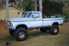 My old '76 Ford Highboy. I miss her.