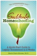 """What if I stink at homeschooling?"" Some comforting thoughts about how to overcome you fears about homeschooling."