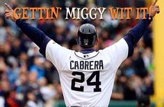 McLain: Cabrera is the best hitter I've ever seen Detroit Sports, Detroit Tigers Baseball, Detroit Michigan, College Football Betting, Miguel Cotto, Detriot Tigers, Michigan Wolverines, Night Life, Athletes