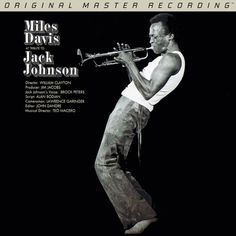 Miles Davis - A Tribute to Jack Johnson on Numbered Limited Edition 180g LP from Mobile Fidelity