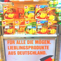 Knödel conquers Switzerland at Migros