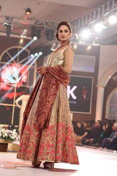 2015 TBCW Erum Khan Dresses Collection Photos