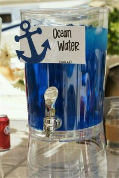 Best baby shower ideas for boys themes blue nautical party Ideas Nautical Food, Nautical Party, Nautical Wedding, Nautical Theme Baby Shower, Pirate Baby Shower Ideas, Navy Party, Sailor Theme Baby Shower, Toddler Party Ideas, Sailor Baby Showers