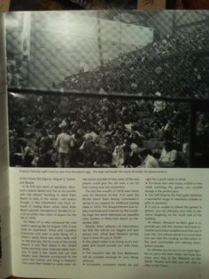 1979 Newport Jai-Alai Yearbook - Saez, Laca, Mendia, Lopetegui - RARE! | eBay