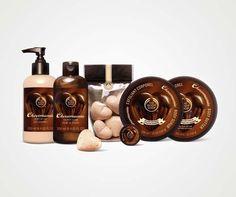 Dark & Delicious Chocomania Bath & Body Range, by The Body Shop