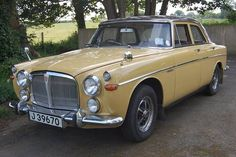 Rover P5 (1969) Maintenance/restoration of old/vintage vehicles: the material for new cogs/casters/gears/pads could be cast polyamide which I (Cast polyamide) can produce. My contact: tatjana.alic14@gmail.com