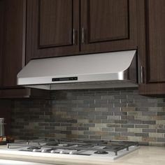 ZLINE 30 in. 900 CFM Under Cabinet Range Hood in Stainless Steel (619-30) has a modern design and built-to-last quality that would make it a great addition to any home or kitchen remodel. This hood's high-performance 4-speed motor will provide all the power you need to quietly and efficiently ventilate your kitchen.
