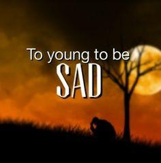 To Young | via Tumblr