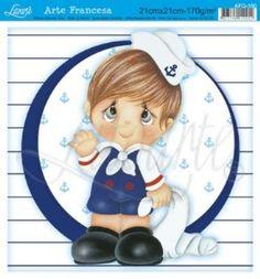 desenho de marinheiro bebê - Pesquisa Google