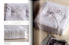 Ayako Otsuka White Work Embroidery Japanese Craft Book   Etsy Vogue 2016, Ring Pillows, Japanese Books, Japan Post, Tea Cozy, White Embroidery, Book Crafts, Baby Bibs, Pin Cushions
