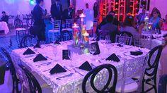 #wedding #centerpiece #tulips #candles #bodas #planner