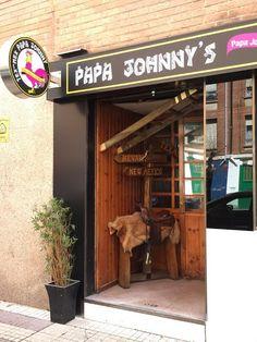 Gastronomía día a día: Restaurante Tex-Mex Papa Johnny