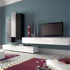 Meuble TV design mural Estra ATYLIA
